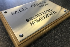 Stainless Steel Plaque