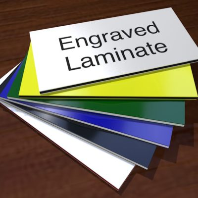 Engraving Laminate